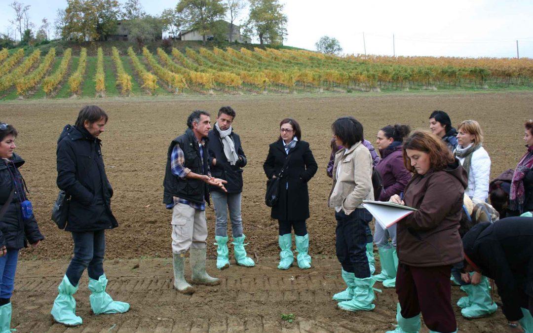 Visita didattica a Fattorie Sociali in Trentino