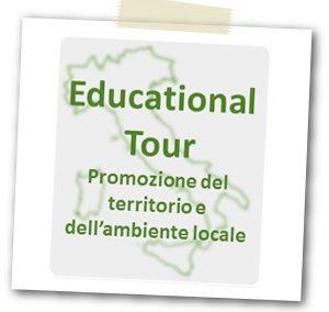 Realizzazione di educational tour per la promozione del territorio locale
